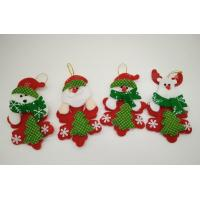 Plush Christmas decorations The Christmas tree to hang,hanger for window and door,party hanger Manufactures