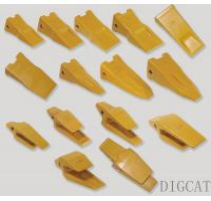China Daewoo/ Doosan bucket teeth, adaptors, end bits, cutting edges, pins, bolts on sale