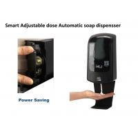 China Commercial Triple Wall Mounted Automatic Hand Soap Dispenser With 1000ml Capacity on sale