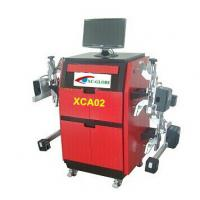 China Bluetooth four wheel alignment machine on sale