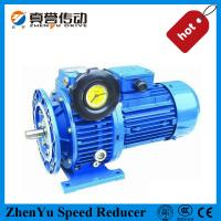 Precision 1450 Rpm Stepless Speed Variator Of Motor / Friction Gear And Pressure Device Manufactures