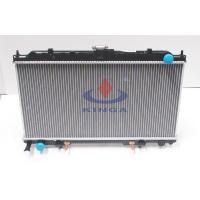 Parallel Flow Type Nissan Radiator radiator with transmission cooler Of SUNNY N16 ' 2003 Manufactures