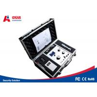 Long Range Gold And Diamond Detector High Sensitivity 850mA Power EPX-7500 Manufactures