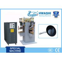 Hwashi Cookware Spot Stainless Steel Welding Machine Hwashi 4500WS Output Heat For Pot Handle Manufactures