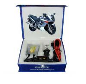 China H4 motorcycle xenon kit Luces de H4 moto slim ballast on sale