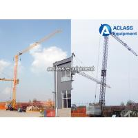 China Self Erecting Tower Crane 2t Load Automatic Assembly on sale