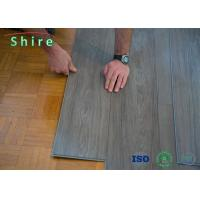 Quality Decorative LVP Luxury Vinyl Tiles Click Wood Pattern Interlocking PVC Flooring for sale