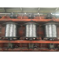 Concentric Lay Stranded Aluminum Clad Steel Wire Conductors Without Sheath Material Manufactures