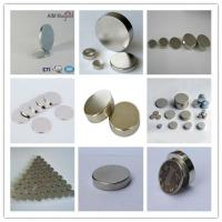 China Top Quality Custom Sintered NdFeB Permanent Magnet for Industry Manufactures