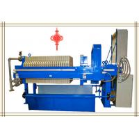 (Type 630)Mechanical Compact Filter Press Manufactures