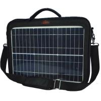 Hiking Waterproof  Solar Charging Backpack With Handle 460mm x 340mm x 190mm Manufactures