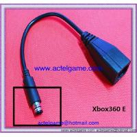 Quality Xbox360 E power transfer cable Xbox360 E game accessory for sale