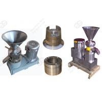 Energy Saving Wide Usege Stainless Steel Peanut Butter Grinder Manufactures