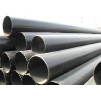 Q245B 16Mn Cold Drawn / Hot Rolled Steel Tube , Round Steel Tubing For Fluid Manufactures