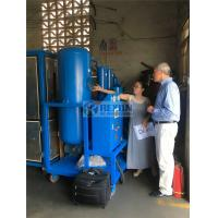 Fully Enclosed Type Double Stage High Vacuum Insulation Oil Purification System 9000Liters/Hour