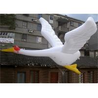 China Customized Advertising Inflatables Shaped Helium Balloon , PVC Giant  Bird Animal Balloon on sale