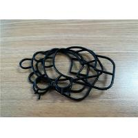 Nbr Epdm Fkm Custom Rubber Gaskets Molded Silicone Part Anti - Aging Manufactures
