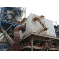 Cement Plant Air Filter Dust Collector 1500pa / Dust Collecting Systems Manufactures