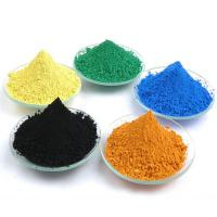 Ferric Oxide/Iron Oxide Red/Yellow/Black/Blue/Green Pigment Manufactures