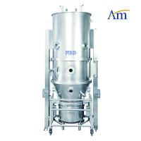 FBD5-500 Fluid-bed Dryer Batch Process Pharmaceutical Granulation Equipment With Drying Function Manufactures