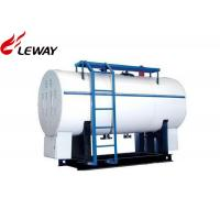PLC Control Industrial Steam Generator , Electric Steam Heater High Thermal Efficiency Manufactures