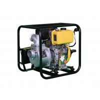 6 Inch Diesel Water Pump , TW192 WP60D 13HP Diesel Engine Water Pump For Irrigation Manufactures