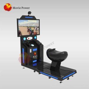 China CE Virtual Reality Simulator Dynamic Kids Shooting 9d Vr Gaming Equipment on sale
