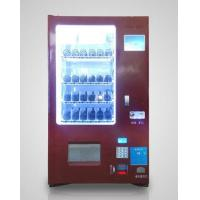 China Commercial Snack Food Vending Machines / Merchandising Machine Large Capacity on sale
