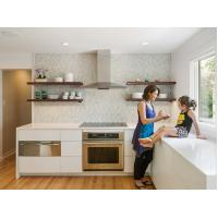 New model kitchen cabinet, L-shaped kitchen cabinet Manufactures