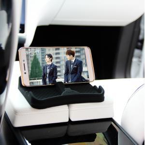 Topfit Anti-Slip Mobile Phone Mount for Tesla,Mobile Phone Holder, Cell Phone Stand for Tesla (Black) Manufactures