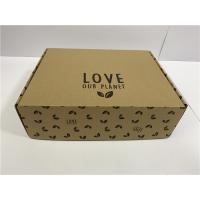 Heat Protection Cardboard Shoe Boxes For Men Women Children UV Coating Manufactures