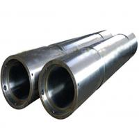 Galvanized Steel Centrifugal Ductile Iron Pipe For Drainage And Sewage ISO 9001:2008   240 - 270 HB Manufactures