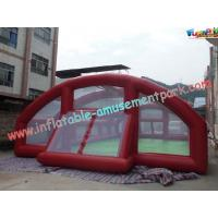 OEM or ODM Inflatable Sports Games Commercial grade 0.55mm PVC tarpaulin Manufactures