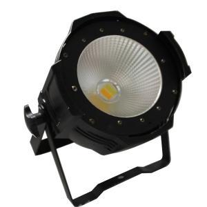 100w White / Warm White Cob Led Par Lights Dmx Theater Projector Light Manufactures