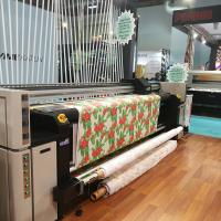 Continuous Ink Supply Sublimation Fabric Plotter Fabric Printer Machine CE Certifiacation Manufactures