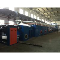 Quality Siemens Electrostatic Flocking Machine Conductive Oil Heating Directly for sale