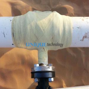 China PVC Pipe Repair Bandage Armor Wrap Tape PIpeline Fix Kit Repair Tape on sale