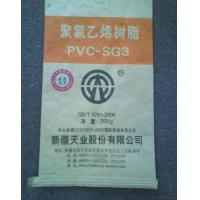 Pvc Resin Sg3 Manufactures