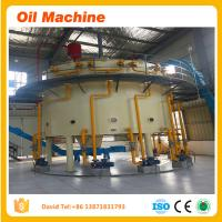 high capacity good quality canola oil press machine cold press oil solvent extraction mill Manufactures