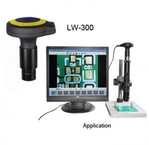 LW-300 China 3.0M pixel high resolution microscope digital camera electronic eyepiece