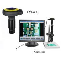 Quality LW-300 China 3.0M pixel high resolution microscope digital camera electronic eyepiece for sale