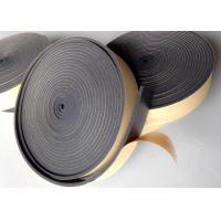 Water Resistant Rubber Foam Tape One Side Adhesive Insulation Tape 50mm Width Manufactures
