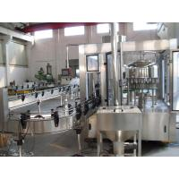 Mineral Water / Clean Automatic Water Filling Machine , Volumetric Filling Machinery CE ISO Manufactures