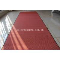 China Natural Rubber Yoga Mats Gym Mat Exercise Jute Custom Foldable Natural Rubber Material on sale