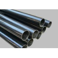 Buy cheap 3K Twill Glossy Carbon fiber telescopic tubes from wholesalers