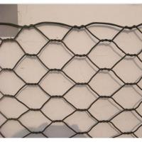 1/2 Inch Hexagonal Wire Netting Hot Dipped Galvanized With 1.2mm-5.0mm Aperture Manufactures