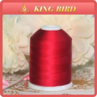 China Eco - Friendly Filament Rayon Machine Embroidery Threads for Sewing on sale