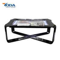China X Shape Black LCD Touch Screen Table Smart Home Design Digital Times MultiTouchScreen on sale