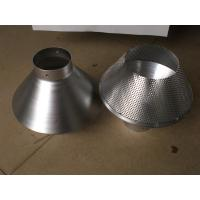 Quality Small Metal Spinning Process Parts With Stainless Steel Or Aluminum Material for sale