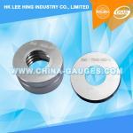 E40 Go Not Go Thread Gauge for E40 Lamp Cap met IEC60061-3 Standard Manufactures
